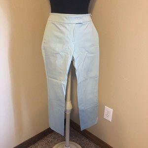 Ann Taylor Mint green dress pants